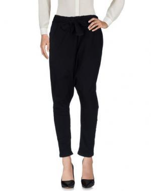Повседневные брюки NUMERO 00. Цвет: черный