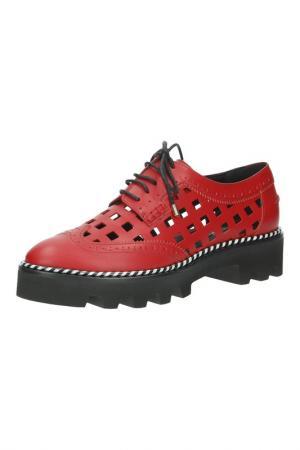 Ботинки Giorgio Fabiani. Цвет: красный