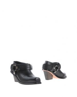 Ботинки WANDA NYLON. Цвет: черный