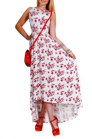 Платье Patricia B.. Цвет: белый