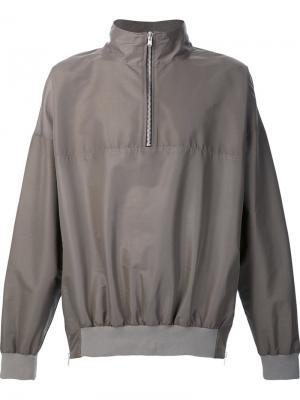 Спортивная куртка Fear Of God. Цвет: серый