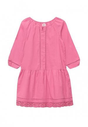 Платье Gap. Цвет: розовый