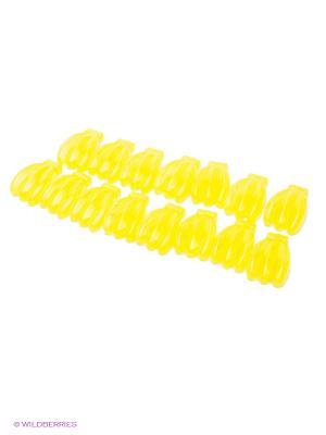 Лед многоразовый БАНАНОВЫЙ РАЙ в сетке BRADEX. Цвет: желтый