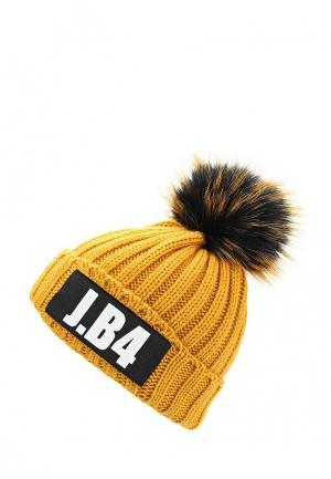 Шапка J.B4. Цвет: желтый