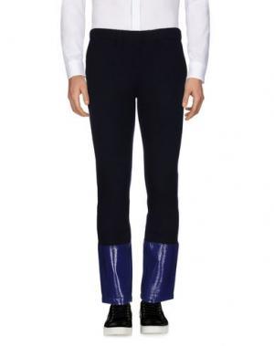 Повседневные брюки BULK. Цвет: темно-синий