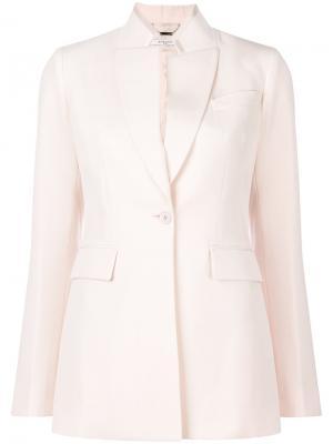 Смокинг Givenchy. Цвет: розовый и фиолетовый