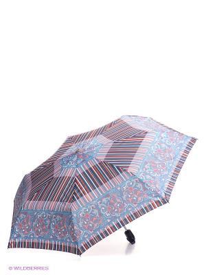 Зонт Airton. Цвет: голубой, розовый