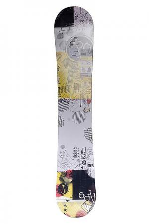 Сноуборд  Banger 154 Assorted Apo. Цвет: мультиколор