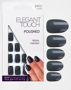 Elegant Touch Накладные ногти Polished Nails. Цвет: розовый