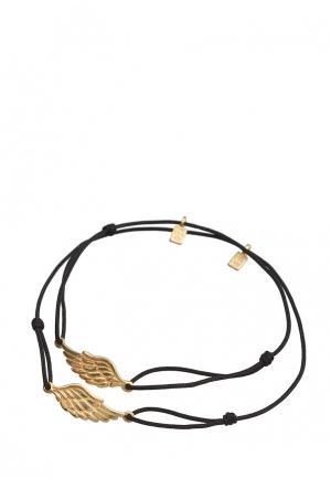 Комплект браслеты 2 шт. Amorem. Цвет: разноцветный