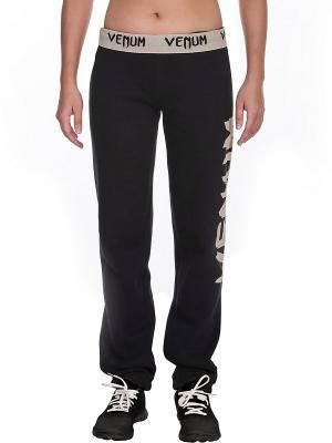 Спортивные брюки Infinity Black/White Venum. Цвет: черный, белый