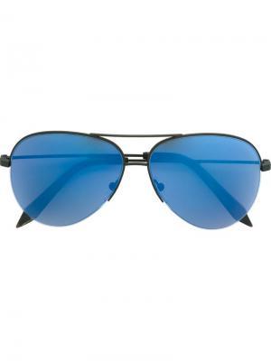 Солнцезащитные очки Classic Victoria Beckham. Цвет: чёрный