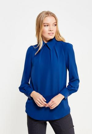 Блуза Gregory. Цвет: синий
