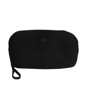 Beauty case WXYZ BY LAURA WASS. Цвет: черный