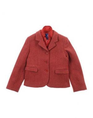 Пиджак FAY. Цвет: кирпично-красный