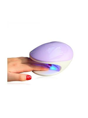 Сушка для ногтей TOUCHBeauty. Цвет: белый, сиреневый