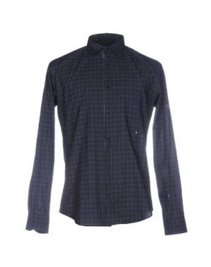Pубашка MACCHIA J. Цвет: темно-синий