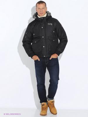 Куртка E-Bound by Earth Bound. Цвет: черный