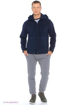 Куртка Shelter. Цвет: темно-синий
