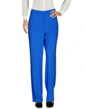 Повседневные брюки CHIARA D'ESTE. Цвет: синий