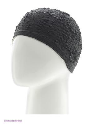 Латексная шапочка Hawaii Chrysant Mad Wave. Цвет: черный