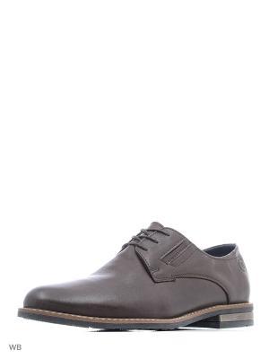 Туфли BROADWAY.. Цвет: коричневый