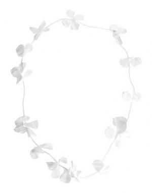 Ожерелье MARIA CALDERARA. Цвет: белый