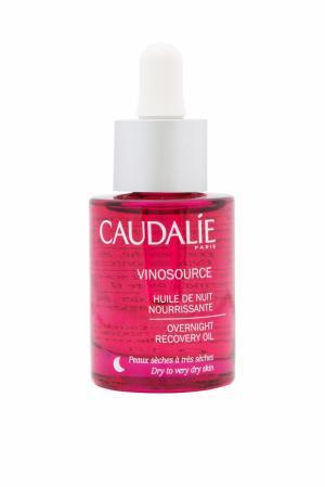 Ночное масло для лица Vinosource 30ml Caudalie. Цвет: без цвета