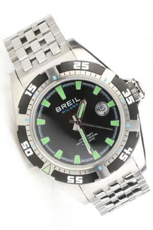 Часы Breil Milano. Цвет: серебряный