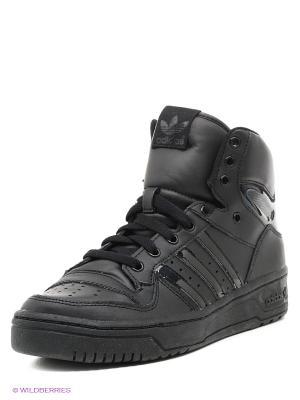 Кроссовки  M Attitude W Adidas. Цвет: черный