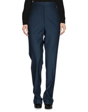 Повседневные брюки PAUW. Цвет: цвет морской волны