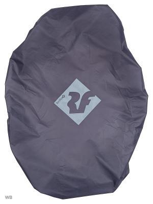 Накидка на рюкзак Rain Cover 60 (60L) Red Fox. Цвет: серый