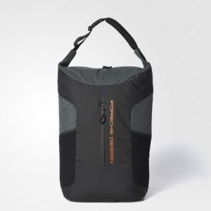 Рюкзак Cargo  Porsche adidas. Цвет: черный