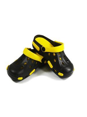 Сабо Tilla. Цвет: желтый, черный