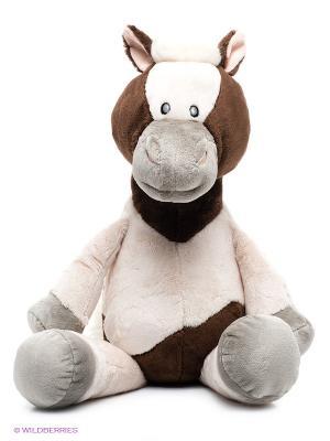 Мягкая игрушка Пони Пунита NICI. Цвет: коричневый, молочный