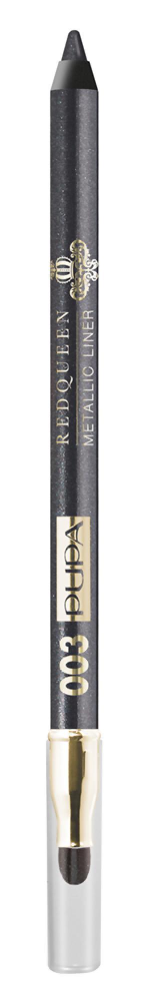 Карандаш для глаз Pupa 003 Sparkle Black. Цвет: 003 sparkle black