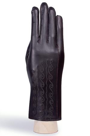 Перчатки Baggini. Цвет: коричневый, шоколад