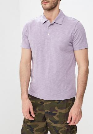 Поло Gap. Цвет: фиолетовый