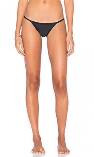 Низ бикини ally Salt Swimwear. Цвет: черный