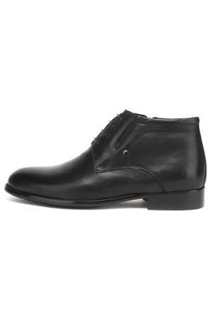 Ботинки Loiter. Цвет: черный