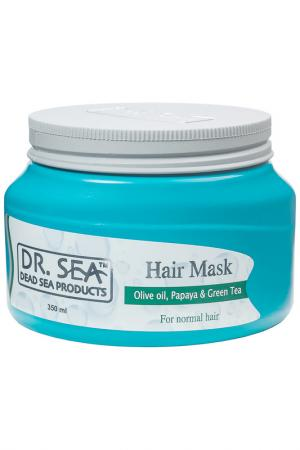 Маска для волос Олива 350 мл DR.SEA. Цвет: none