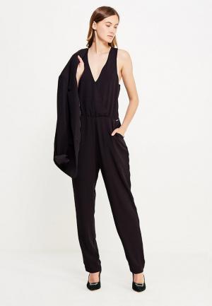 Комбинезон Pepe Jeans. Цвет: черный