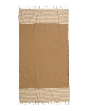 Пляжное полотенце VERDISSIMA. Цвет: слоновая кость