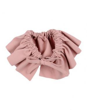 Воротник MSGM. Цвет: розовый