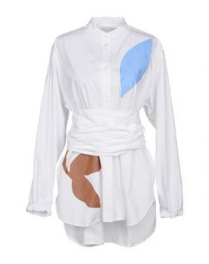 Pубашка JONATHAN SAUNDERS. Цвет: белый
