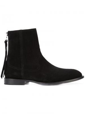 Ботинки Shane Amiri. Цвет: чёрный
