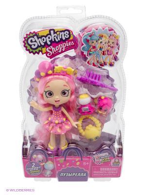 Кукла Шоппиес Бублиша Moose. Цвет: розовый