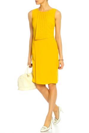 Платье BGN. Цвет: bauers yellow