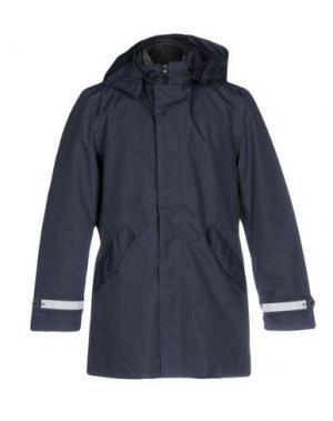 Куртка DIMATTIA. Цвет: темно-синий