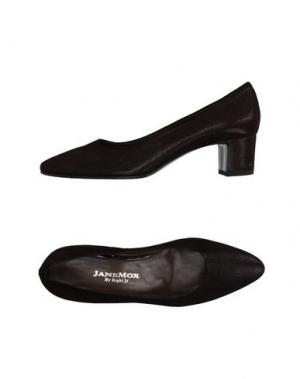 Туфли JANEMOX BY RIGHI JR. Цвет: темно-коричневый